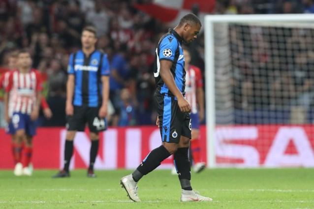 Jonge spits van Club Brugge veroordeeld nadat hij wegreed van politie
