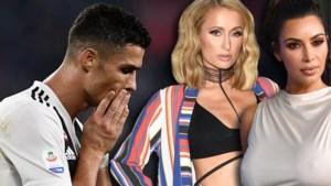 Advocaten willen Kim Kardashian, Paris Hilton en andere ex-liefjes ondervragen in zaak-Cristiano Ronaldo