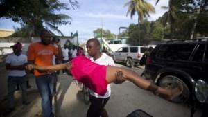 Na dodelijke aardbeving: Haïti getroffen door zware naschok