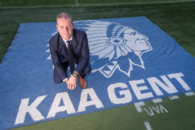 """Thorup voorgesteld als nieuwe coach AA Gent, tijdens onderhandelingen viel politie binnen: """"Dit is een goed team"""""""