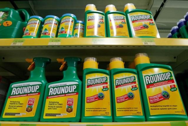 Roundup-proces moet waarschijnlijk worden overgedaan