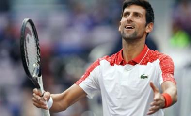 """Ook Novak Djokovic is geen fan van hervormde Davis Cup: """"Dit is geschift"""""""