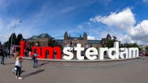 Iconische letters van Amsterdam moeten verdwijnen