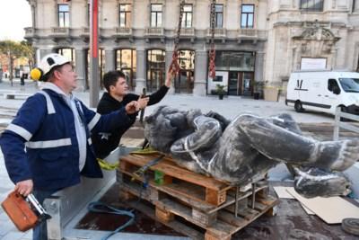 Engeltjes van 600 kilo stralen weer