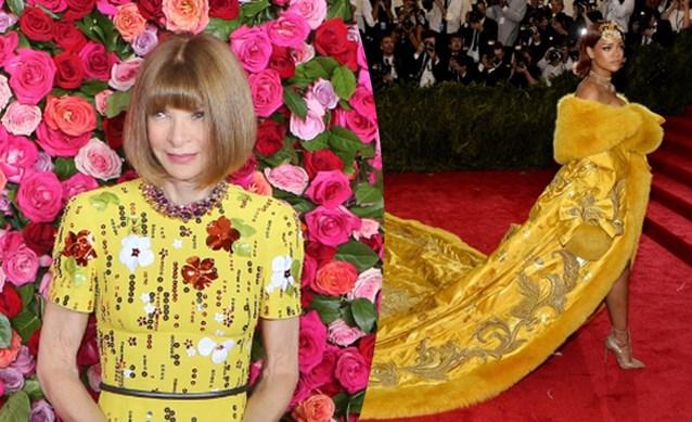 Dit wordt het thema van het glamoureuze Met Gala