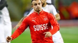 """De elf van Zwitserland, de tegenstander van vanavond: met """"Der Alpen Messi"""" als absolute vedette"""