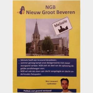 Blunder van formaat: Oost-Vlaamse partij pakt uit met West-Vlaamse kerk