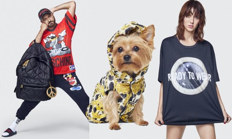 Veel Disney, bling en humor: hier is de volledige collectie van Moschino voor H&M