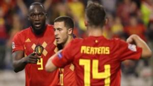 """REACTIES. Eden Hazard: """"We kunnen niet altijd met 4-0 of 5-0 winnen"""""""