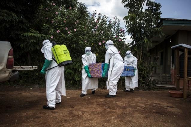 """Congo waarschuwt voor """"tweede golf"""" van ebola-epidemie"""