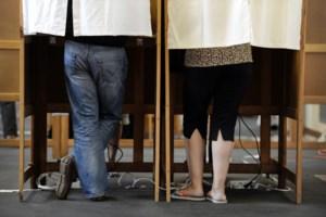 Commotie in Genks stembureau omdat man niet met vrouw mee in stemhokje mag