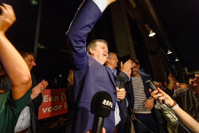 ANALYSE. Blauw versterkt positie: Open VLD mag blijven dromen van vier burgemeesters in centrumsteden