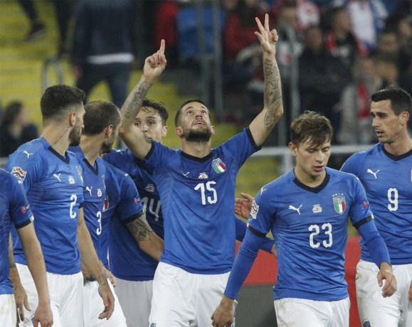 NATIONS LEAGUE. Italië kan na meer dan een jaar nog eens winnen, Russen te sterk voor Bolat