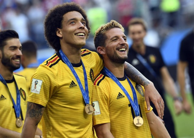 """Wereldvoetbalbond FIFA: """"België bracht meest vloeiende en spectaculairste voetbal van het WK"""""""