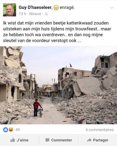 """Forza Ninove-kopman vraagt gesprek met De Wever: """"Jezelf uitnodigen getuigt van weinig stijl"""""""