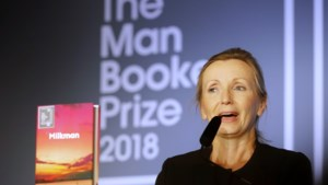 Man Booker Prize gaat naar de Noord-Ierse Anna Burns voor haar roman 'Milkman'