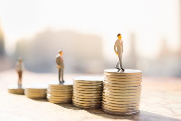 Zoveel bedraagt het gemiddelde loon in België: verdient u meer of minder?