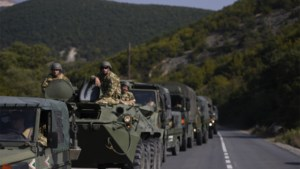 Kosovo zet eerste stap naar eigen leger
