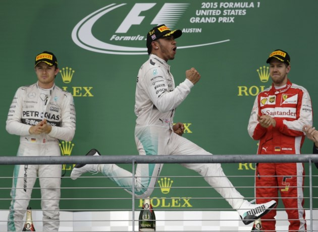 Hamilton wordt zondagavond wereldkampioen F1 als...