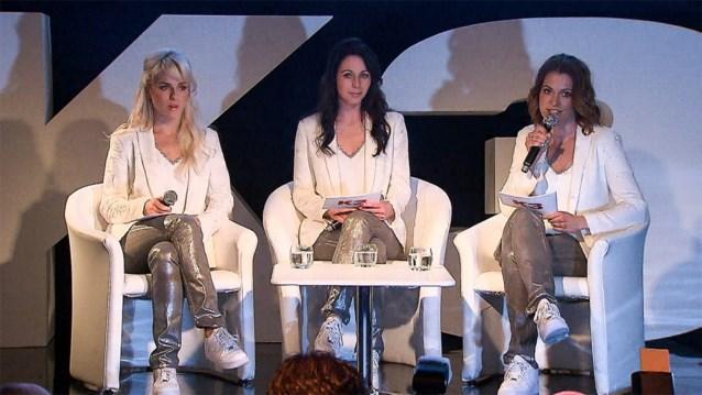 """Ex-K3 Kristel heeft nog weinig contact met Josje en Karen: """"Ik denk dat iedereen zijn eigen weg aan het gaan is"""""""