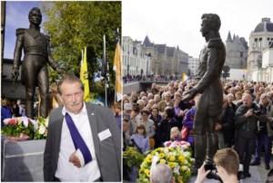 """65 jaar oude belofte vervuld: professor (94) schenkt Willem I """"standbeeld dat hij verdient"""""""