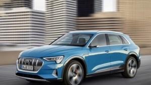 """""""Brusselse elektrische Audi later geleverd door softwareprobleem"""""""