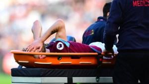 West Ham is aanvaller Yarmolenko voor zes maanden kwijt met scheur in achillespees