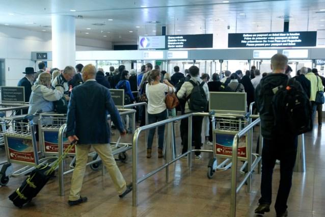 Douaniers hernemen stiptheidsactie op Brussels Airport, ACV niet onder de indruk van voorstellen