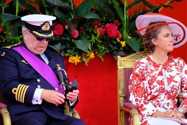 Ondanks beslissing van de regering om dotatie te verminderen krijgt prins Laurent volgend jaar toch meer centen
