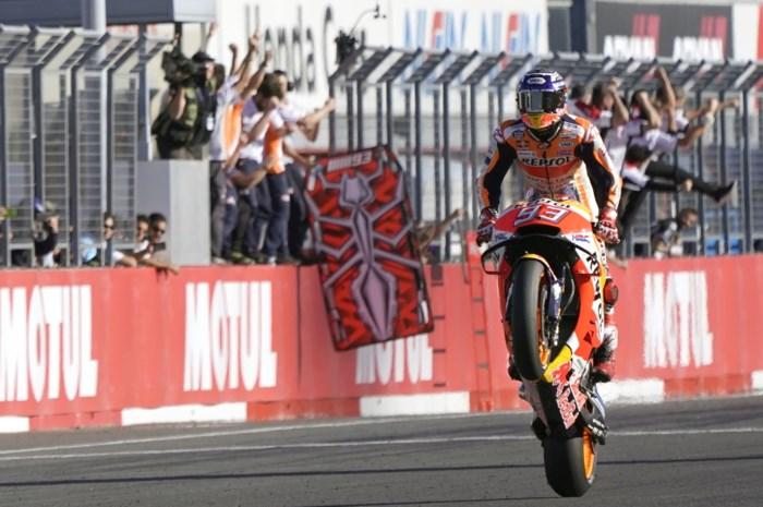 De snelste man op twee wielen: dit moet u weten over Marc Marquez (25), vijfvoudig wereldkampioen MotoGP