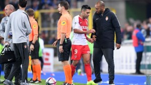 Club Brugge hoeft woensdag geen schrik te hebben van Radamel Falcao: spits ontbreekt bij Monaco