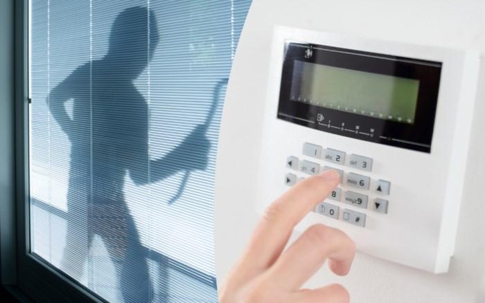 Hou je inbrekers buiten met een alarmsysteem? Hierop moet je letten
