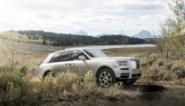 De Rolls-Royce die vuil mag worden