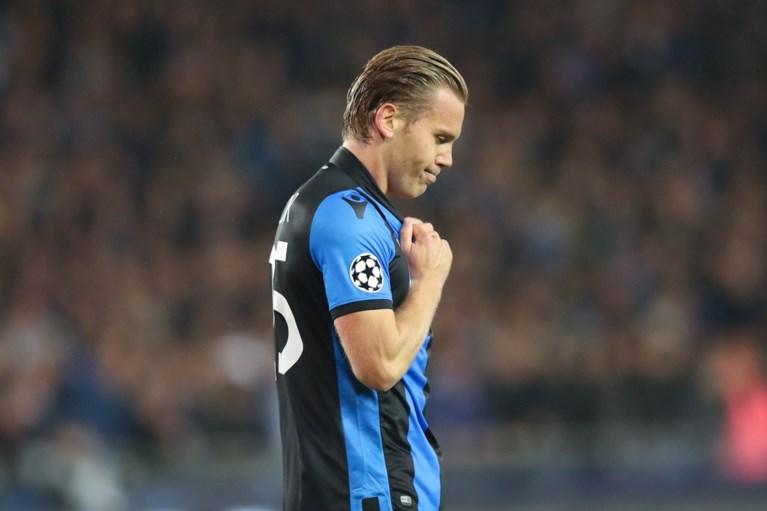 """Club Brugge-spelers ontgoocheld na gelijkspel tegen Monaco: """"Er was maar één ploeg die had moeten winnen"""""""