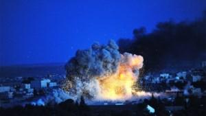Turkije bestookt Koerdische stellingen in Syrië, SDF schort strijd tegen ISIS op