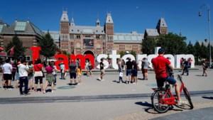 """""""I amsterdam"""" mag blijven, maar op andere plaats"""
