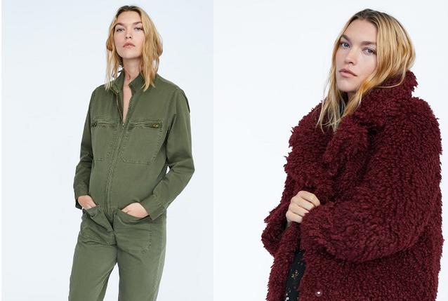 Zara pakt uit met nieuwe collectie voor zwangere vrouwen