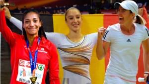 Straffer dan Justine, Nafi of Kim? Deze plaats krijgt Nina Derwael in onze top 10 van beste Belgische sportvrouwen ooit
