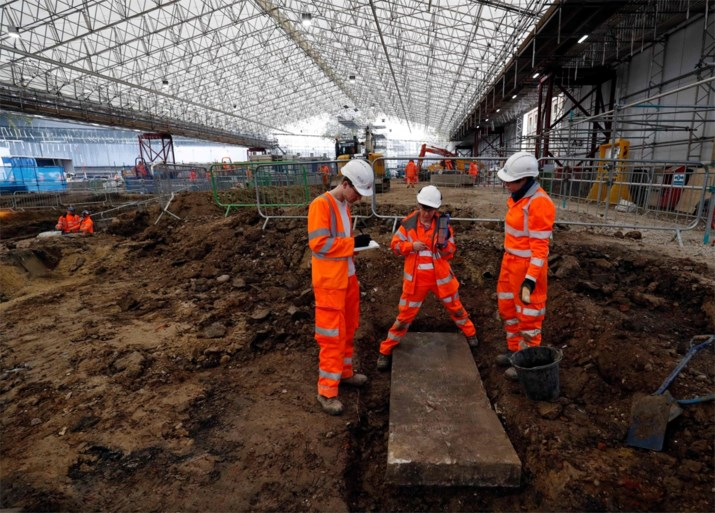 Grootste opgraving ooit in Verenigd Koninkrijk moet 60.000 skeletten uit de grond halen
