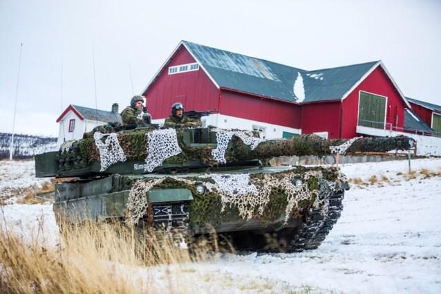 Botsing met tank tijdens grootste NAVO-oefening sinds Koude Oorlog: vier soldaten gewond