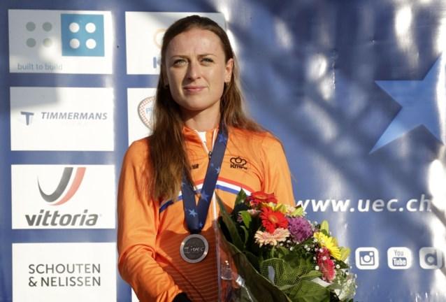 Nederlandse Denise Betsema, goed voor brons op EK, trekt naar Marlux-Bingoal