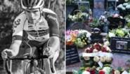 """Dieven hebben het gemunt op graf van pas overleden wielrenner: """"Waaraan hebben we zoveel ongeluk verdiend?"""""""
