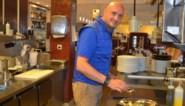 David Martin van restaurant La Paix in Anderlecht chef van het jaar