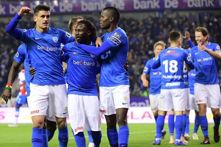 Genk en Club Brugge houden elkaar in evenwicht in spannende topper, Schrijvers scoort tegen ex-ploeg