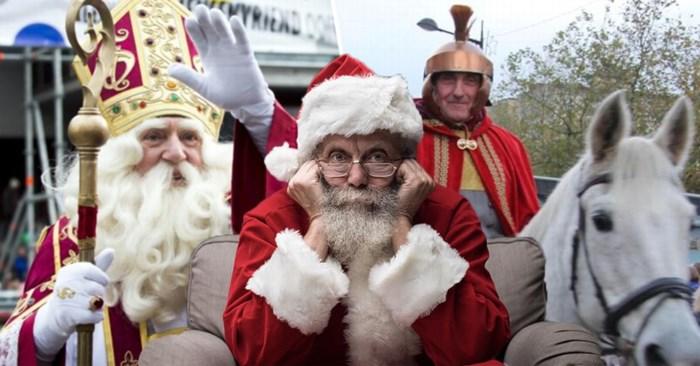 Vanaf wanneer mag Sinterklaas komen? En hoe zit het dan met Sint-Maarten en de Kerstman?