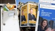 Zoveel gaven politici uit om verkozen te worden: kregen ze waar voor hun geld?
