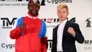 Floyd Mayweather ontkent deal: geen gevecht tegen Japanse kickbokser