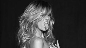 Heidi Klum laat kleren achterwege op Instagram