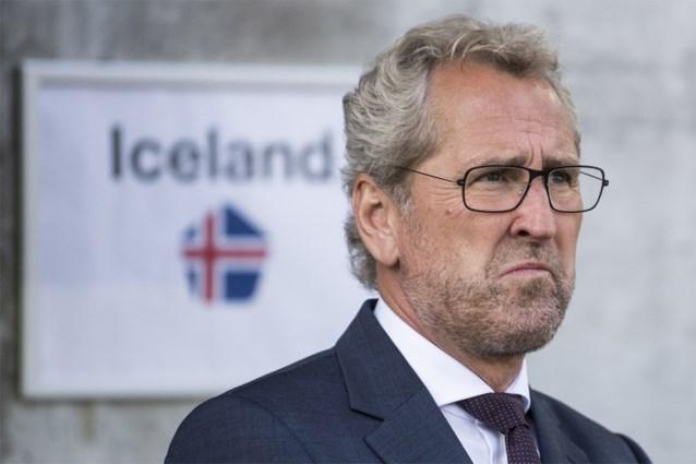 IJslandse bondscoach Hamren selecteert 25 spelers voor duel tegen Rode Duivels