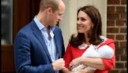 Kate Middleton toont prins Louis nog eens (en kopieert vriendin van Meghan Markle)